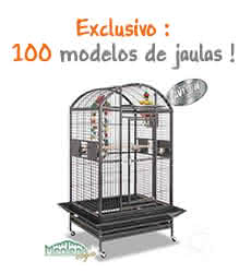 100 modelos de jaulas
