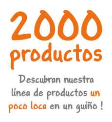 2000 productos